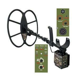 Металотърсач Detech RELIC STRIKER 4.8 Khz с 54 x 45cm DD SEF и 33cm Ultimate DD