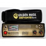 Металотърсач Golden Mask Deep Hunter AUTO 125/125см