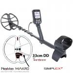 Nokta Makro Simplex+ плюс по-голяма 33cm. сонда