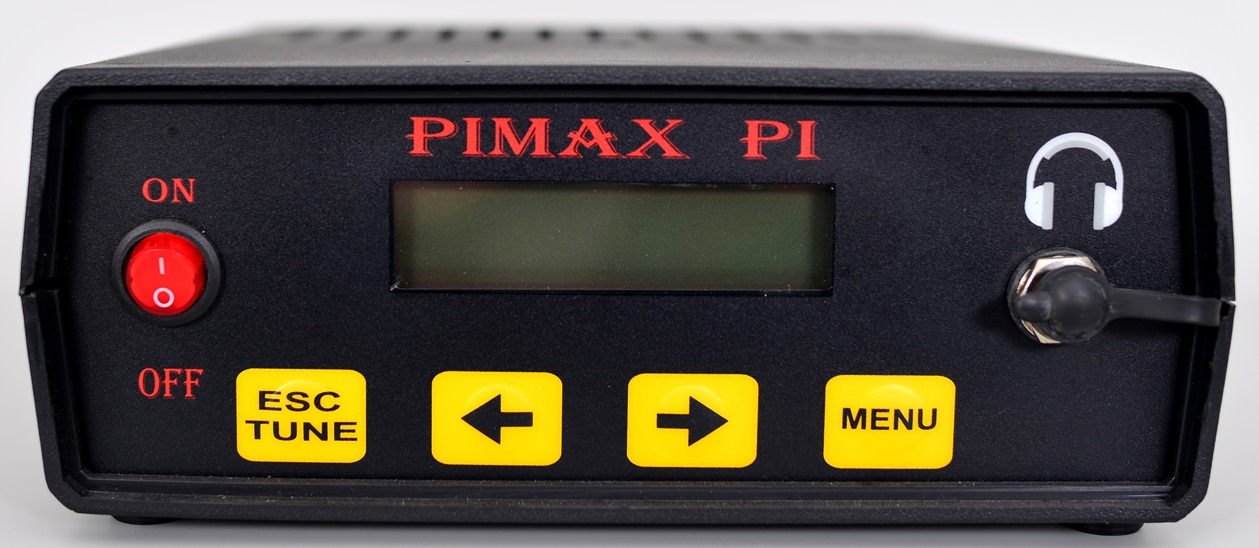 Deep Metaldetector Pirate Pimax Pi 120/120 cm - PIMAX PI - M